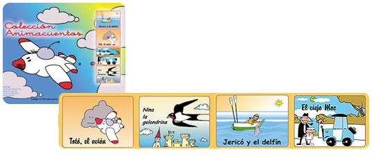 Imagen de la Colección Animacuentos