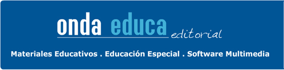 Onda Educa Editorial: Materiales Educativos, Educación Especial, Software Multimedia