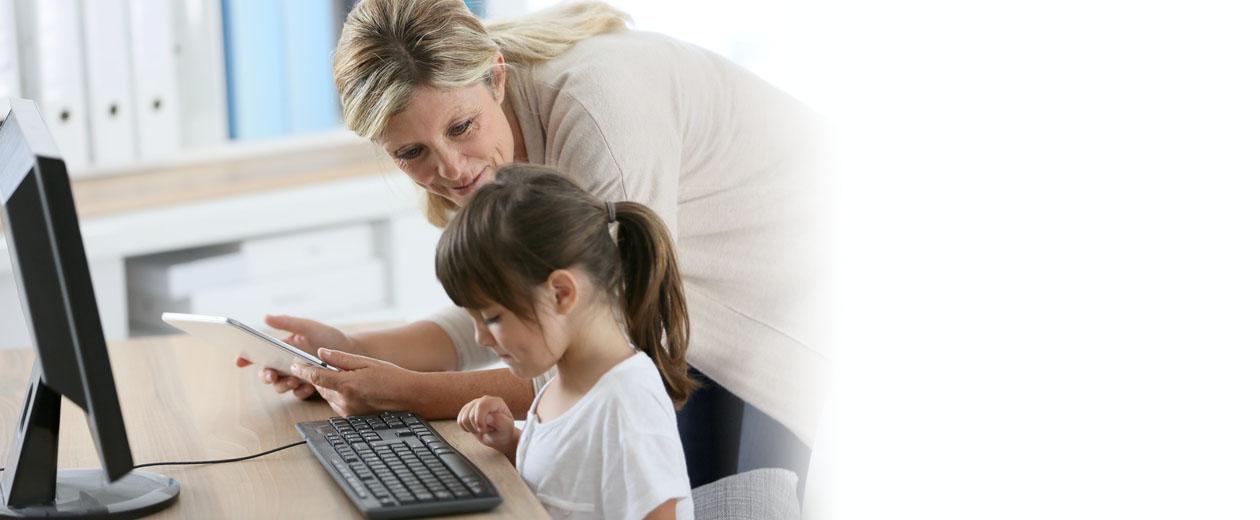 Facilita el acceso de profesionales y familias